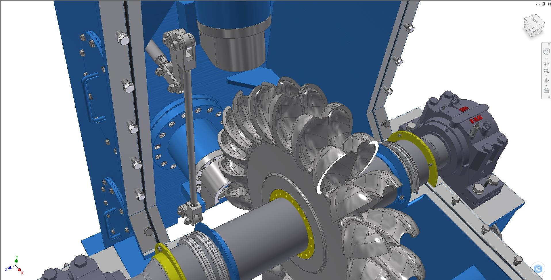 pelton turbine Pelton hydro turbines are designed with hooped pelton runners to reduce  maintenance costs and optimize plant availability learn more from ge  renewable.
